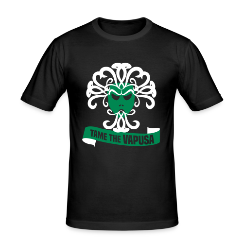 TAME VAPUSA - Tee shirt près du corps Homme