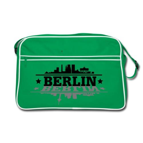 Retro Tasche - samsung,jacke,italien,deutschland,cool,becher,auto,albanien