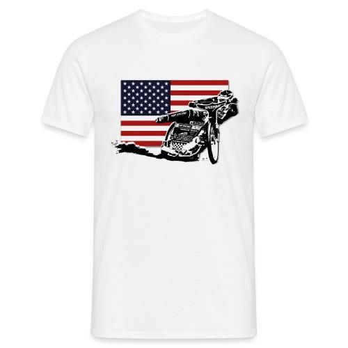 American Speedway - Männer T-Shirt