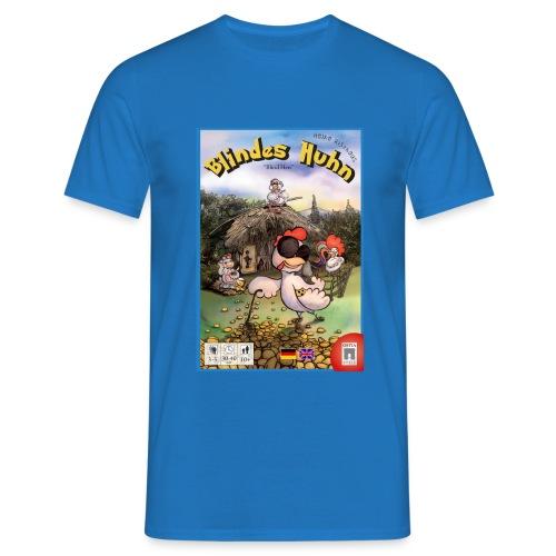 Blindes Huhn Cover - Männer T-Shirt
