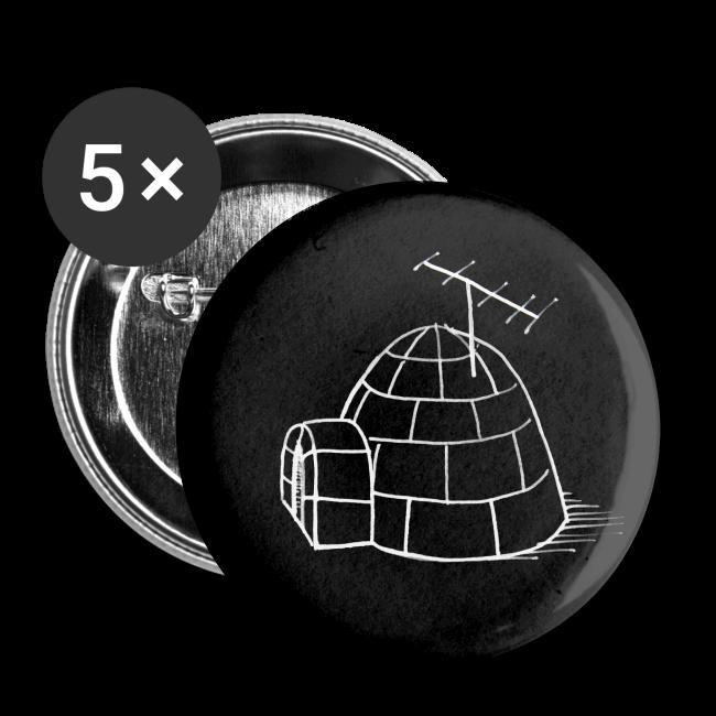 `Søjus1´ Button (5x)