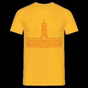 Rotes Rathaus Berlin - Männer T-Shirt