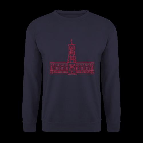 Rotes Rathaus Berlin - Männer Pullover