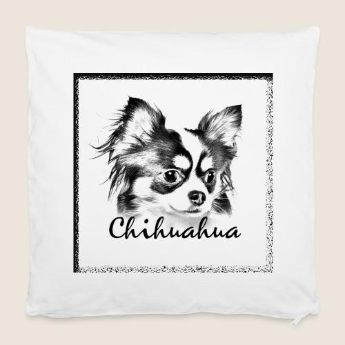 Chihuahua - Kissen - Kissenbezug 40 x 40 cm