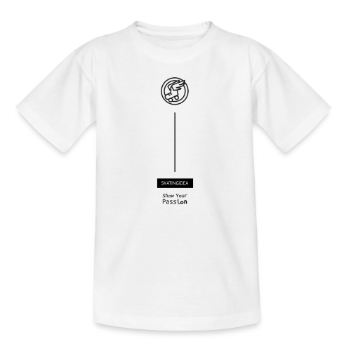 T-shirt teenager e bambini - Basic - Maglietta per ragazzi