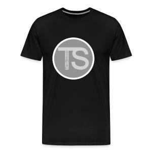 TaktSprung Shirt BLK - Männer Premium T-Shirt