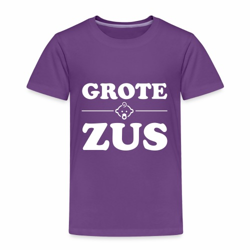 Grote Zus - Kinderen Premium T-shirt