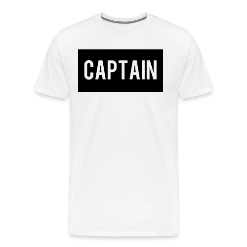 Captain - T-shirt Premium Homme