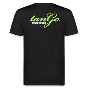 Tanguero organic II - Männer Bio-T-Shirt