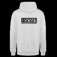 Hoodies & Sweatshirts ~ Unisex Hoodie ~ Obsessed | Unisex