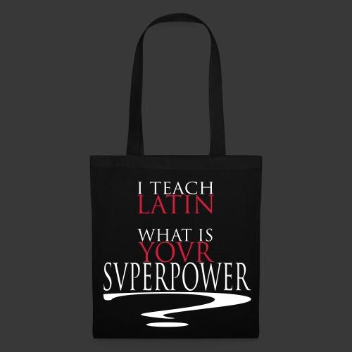 I TEACH LATIN - Tote Bag