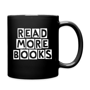 Read more Books Tasse - Tasse einfarbig