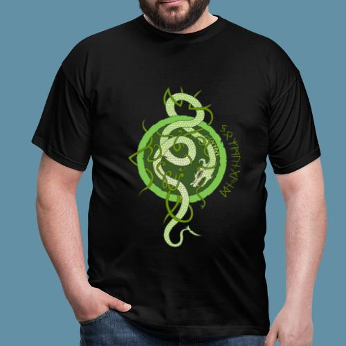 SPECIAL EDITION- Jormungand logo - Maglietta da uomo