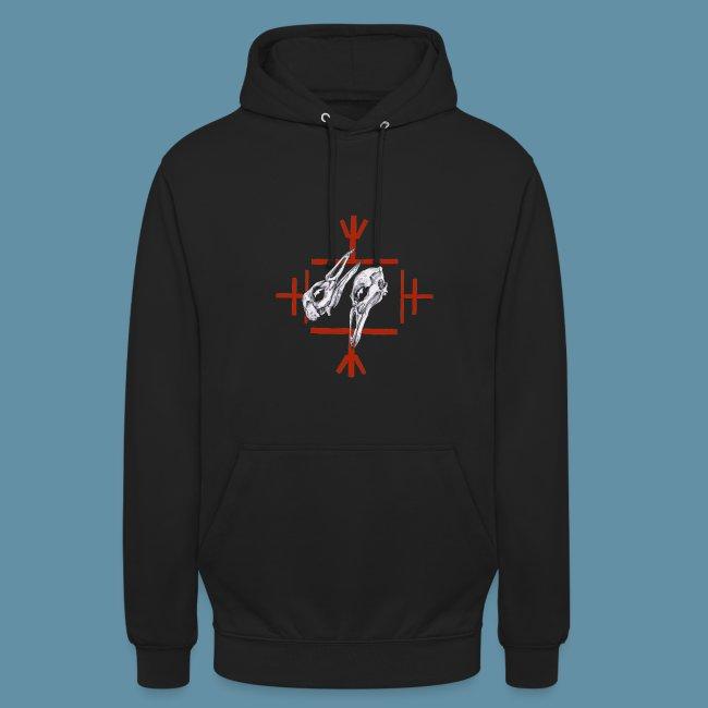 BONES LINE- Hugin & Munin sweatshirt