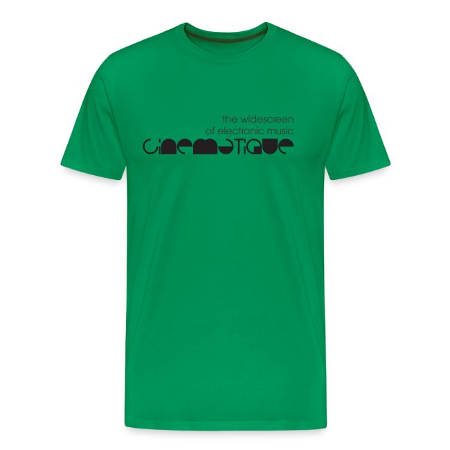 Cinematique 'Widescreen' Male (Green)