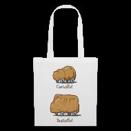 Taschen & Rucksäcke ~ Stoffbeutel ~ Cartoffel Tragetasche