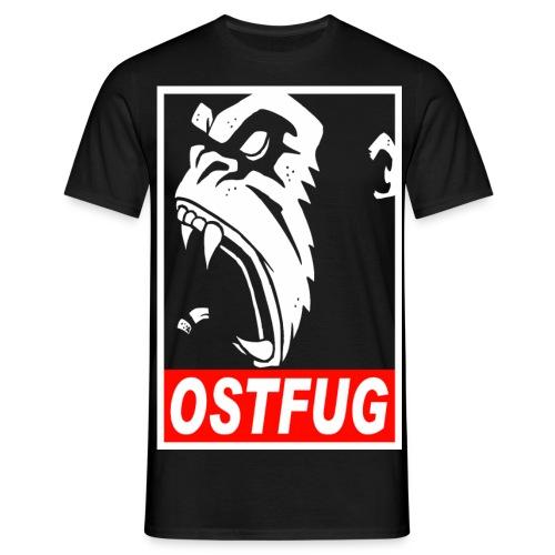 OSTFUG SCREAM - Männer T-Shirt