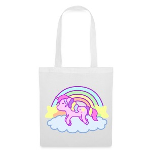 Toto bag Rainbow Unicorn - Tote Bag