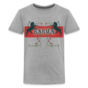 KARMA - Teen - Teenager Premium T-Shirt