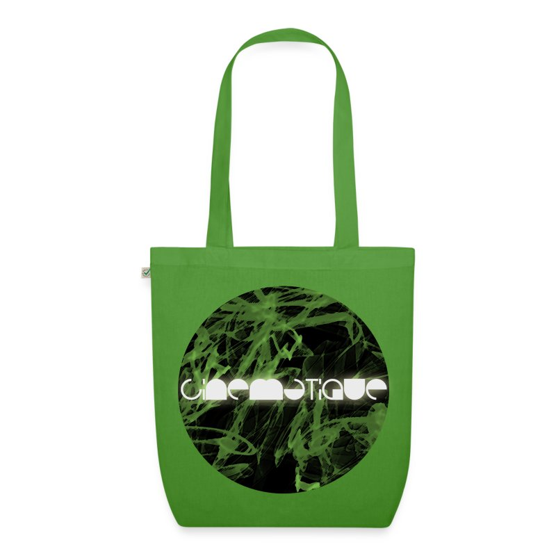 Cinematique Tote Bag 'Green Flashes' - EarthPositive Tote Bag