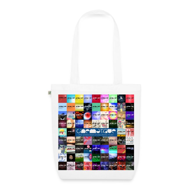 Cinematique Tote Bag 'CIN5Y'