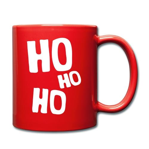HoHoHo - Tasse einfarbig