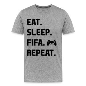 Eat. Sleep. PS4 | T-Shirt - Men's Premium T-Shirt