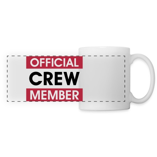 Crew Member - Tazza - Tazza con vista