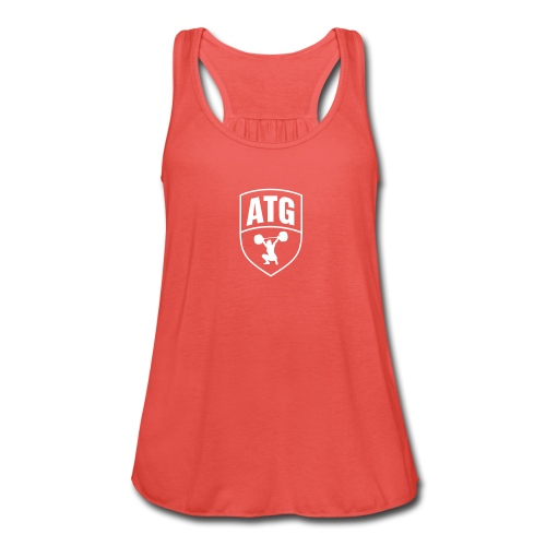 ATG Logo Day Women's Bella Tank - Women's Tank Top by Bella