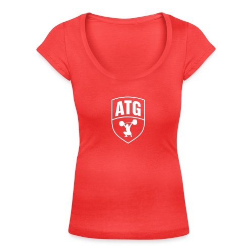 ATG Logo Day Women's Bella Shirt - Women's Scoop Neck T-Shirt