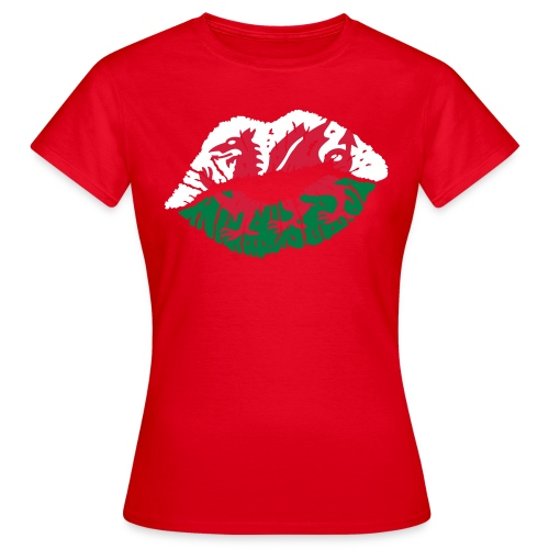 female country pride - Women's T-Shirt