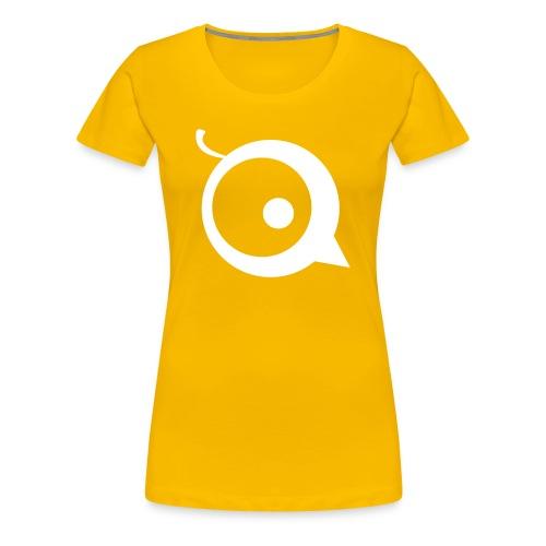 Qkus Dames Tee - Vrouwen Premium T-shirt