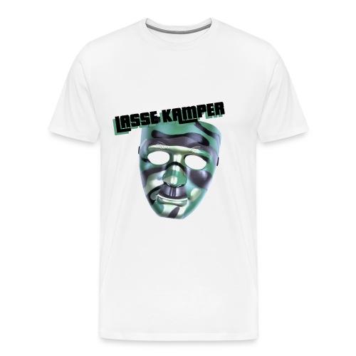 LK FACE 1 M - Herre premium T-shirt