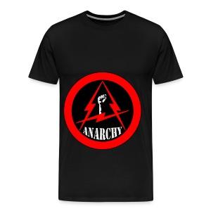 Anarchy - T-shirt Premium Homme