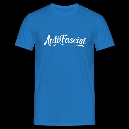 AntiFascist - Männer T-Shirt
