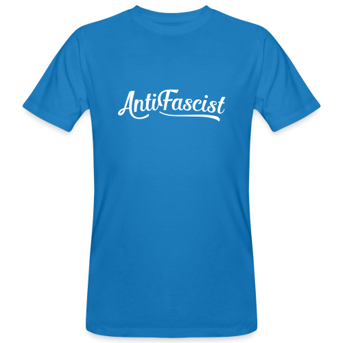 AntiFascist - Männer Bio-T-Shirt