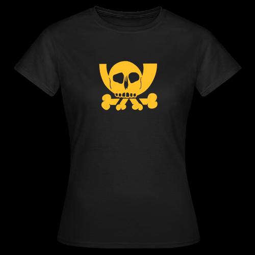 Pesthörnchen - Frauen T-Shirt