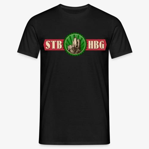 STB-HBG - Männer T-Shirt