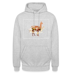G.s.V Burger - Sweat-shirt à capuche unisexe