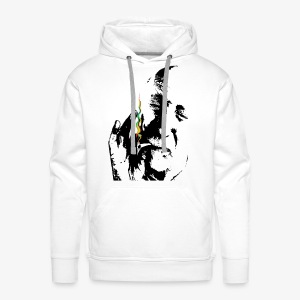 The Godfathers of Ganja - Männer Premium Hoodie