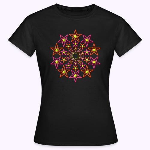Fractal Stargate 3-color Women Classic Shirt - Women's T-Shirt