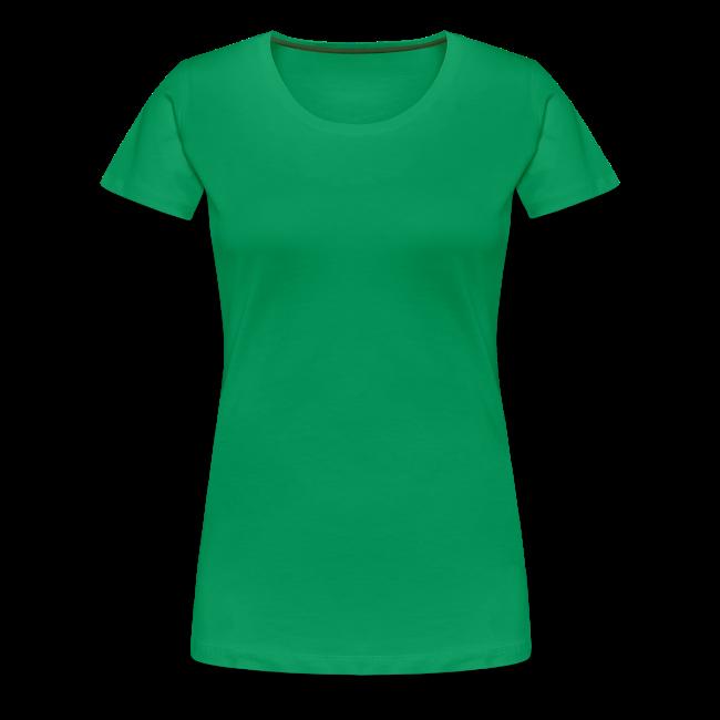 NEU Deep Spa - Premium Frauenshirt - Rundhalsausschnitt