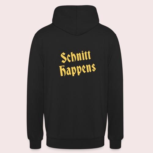 Schnitt Hoodie - Unisex Hoodie