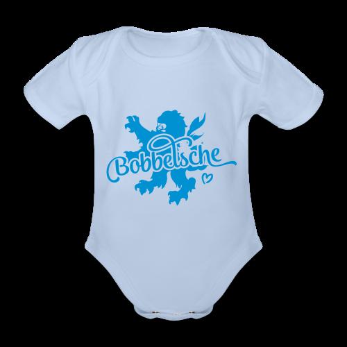 Bobbelsche Boy - Baby Bio-Kurzarm-Body