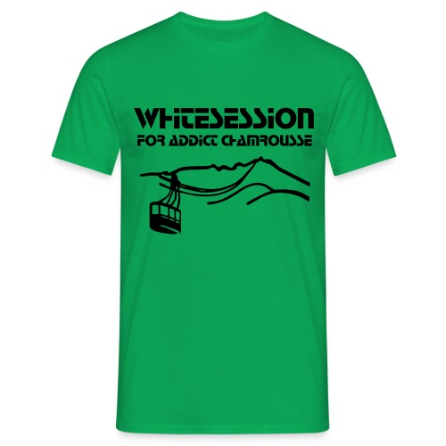 ws chamrousse - T-shirt Homme