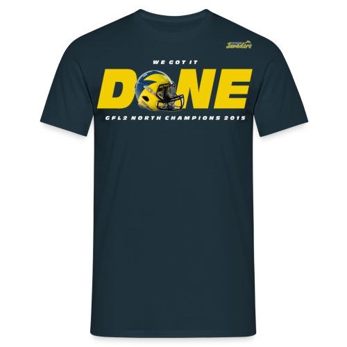 DONE - Männer T-Shirt