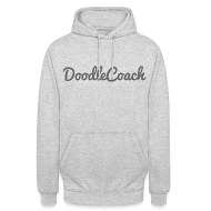 Pullover & Hoodies ~ Kapuzenpullover Unisex ~ Hoodie Coach