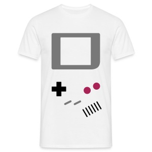Game Boy T-Shirts - Männer T-Shirt