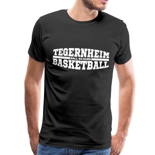 Tegernheim Basketball - Männer Premium T-Shirt