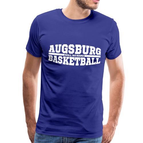 Augsburg Basketball - Männer Premium T-Shirt